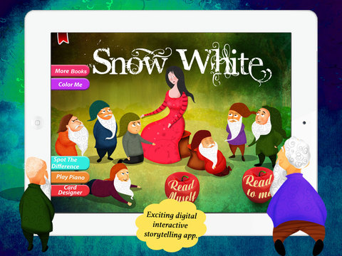 Snow White for Children by Story Time for Kids