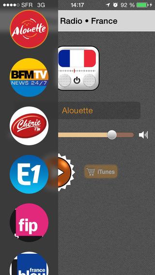 Les meilleures radios françaises : Musiques Actualité France - FR