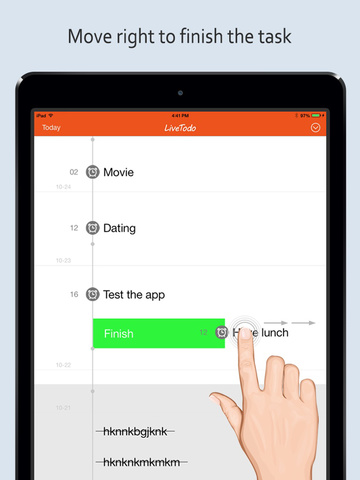LiveTodo - Tasks, Reminders & To-Do Lists