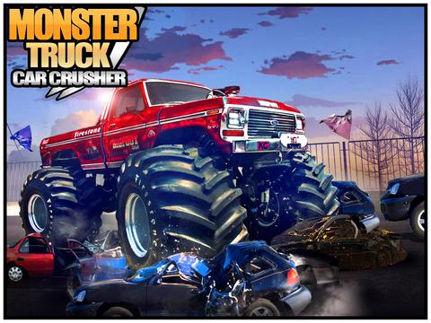 Crush cars   Monster Trucks Wiki   FANDOM powered by Wikia