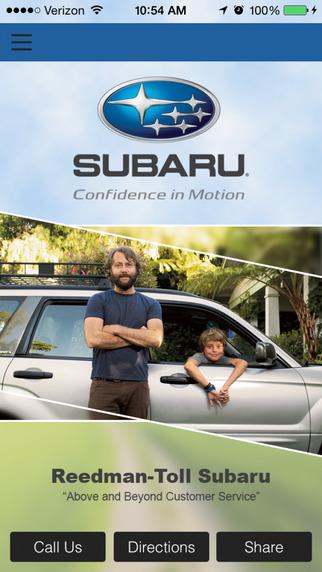 Reedman-Toll Subaru