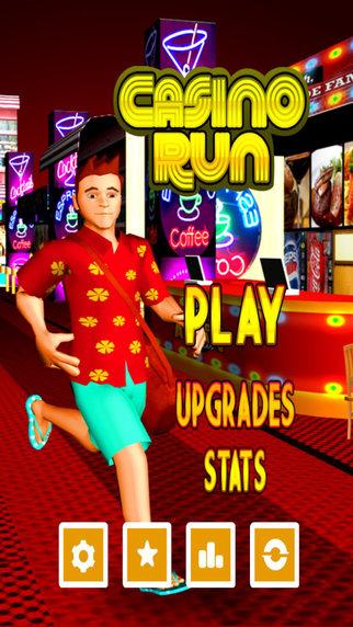 Casino Run - Escape From The Gambling Slots