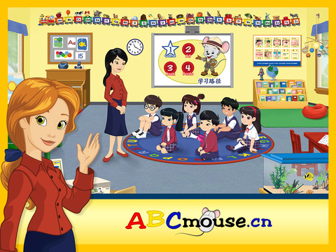 ABCmouse 趣学美语天地
