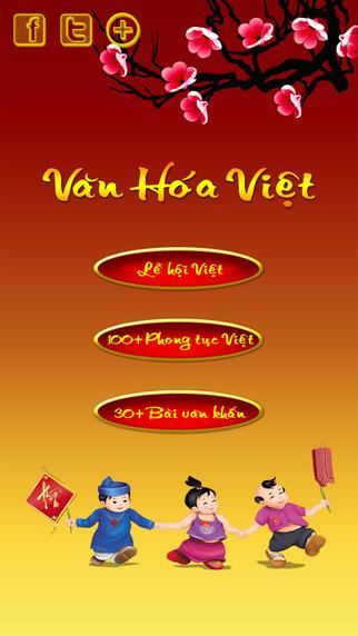 Truyền Thống Việt Văn Hoá Người Việt