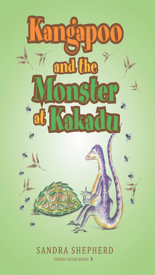 Kangapoo and the Monster at Kakadu