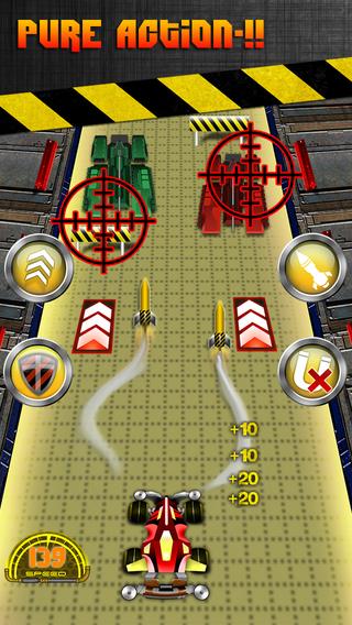Atomic Nitro Machines - Ultimate Drag Racing Battle