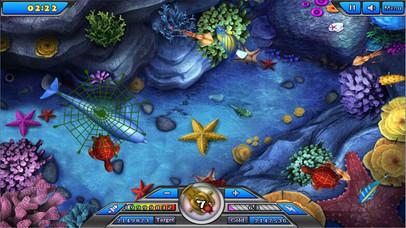 Screenshot 4 bombard fish — unlimited bullets