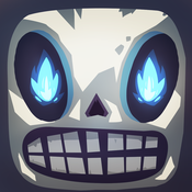死亡消除 – Muertitos (The Little Dead): A Matching Puzzle for your Brain [iOS]