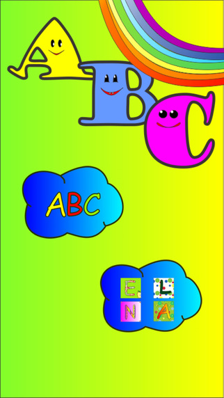 ABC Genius - an alphabet game for learning ABCs