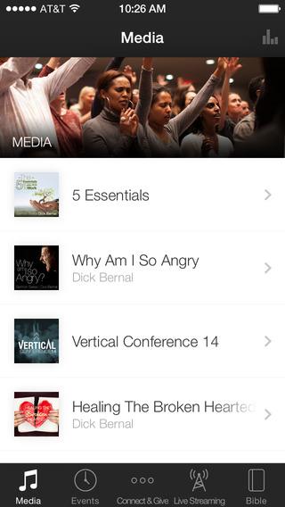 Jubilee Christian Center App