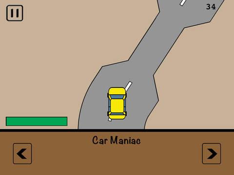 Car Maniac for iPad