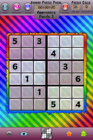Sudoku Puzzle Packs screenshot 4