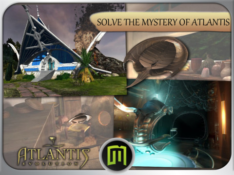 Atlantis 4: Evolution (Universal) Screenshots