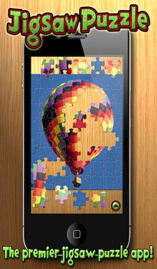 Amazing Finger Puzzle Of Jigsaw