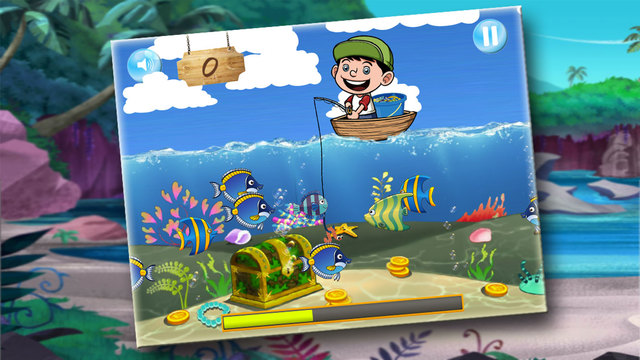 Little Fisher - Kids Fishing
