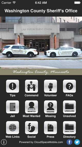 Washington County Sheriff Office
