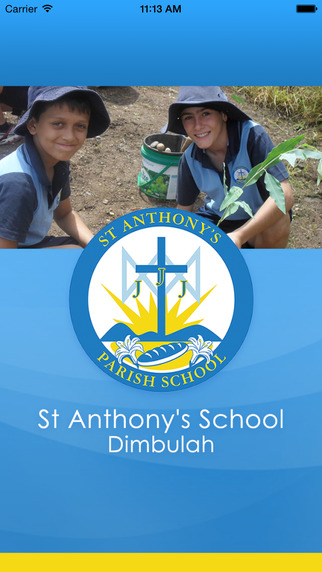 St Anthony's School Dimbulah - Skoolbag
