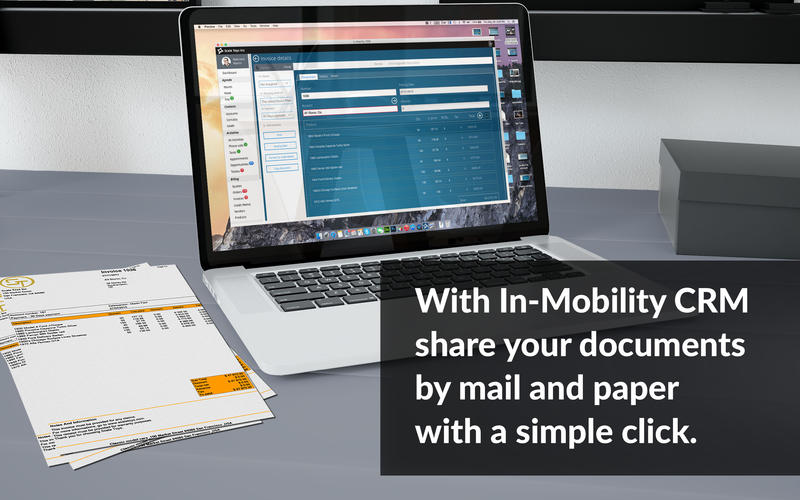 In-Mobility CRM Screenshot - 5