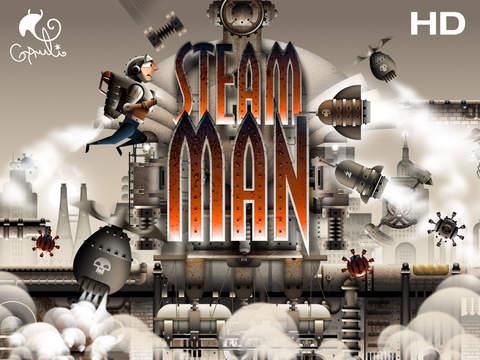 Steam man HD