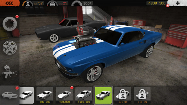 Torque Burnout iPad