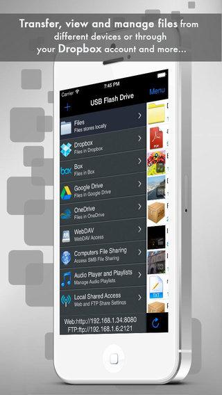 USB Flash Drive Free - File Manager File Transfer