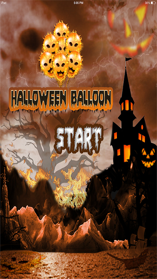 Halloween Scary Balloon Popper - Monster Balloons Popping Fun Game