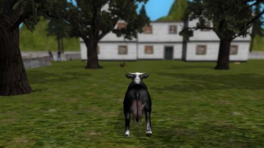 Crazy Cow Simulator - Free