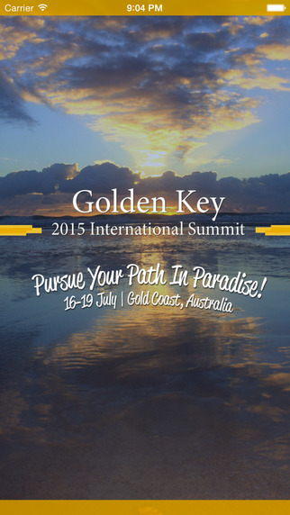 Golden Key Events