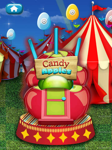 Carnival Candy Treats Factory : Delicious Country Fair Food Pro