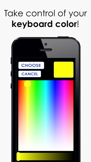 Color Keyboards Ultimate for iOS 8