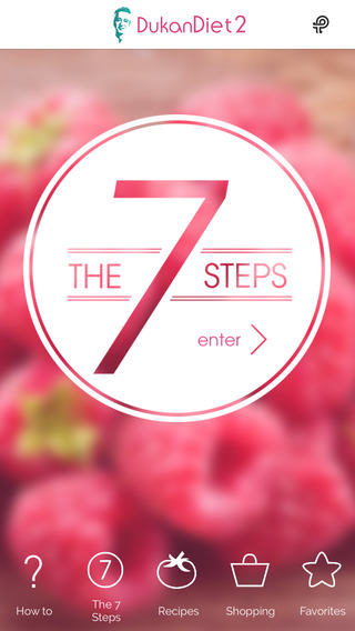 玩免費生活APP|下載The Dukan Diet 2 – The 7 Steps: the effective 7 day eating plan to help you lose weight without giving up the foods you love app不用錢|硬是要APP