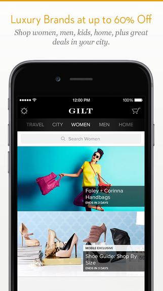 Gilt for iPad
