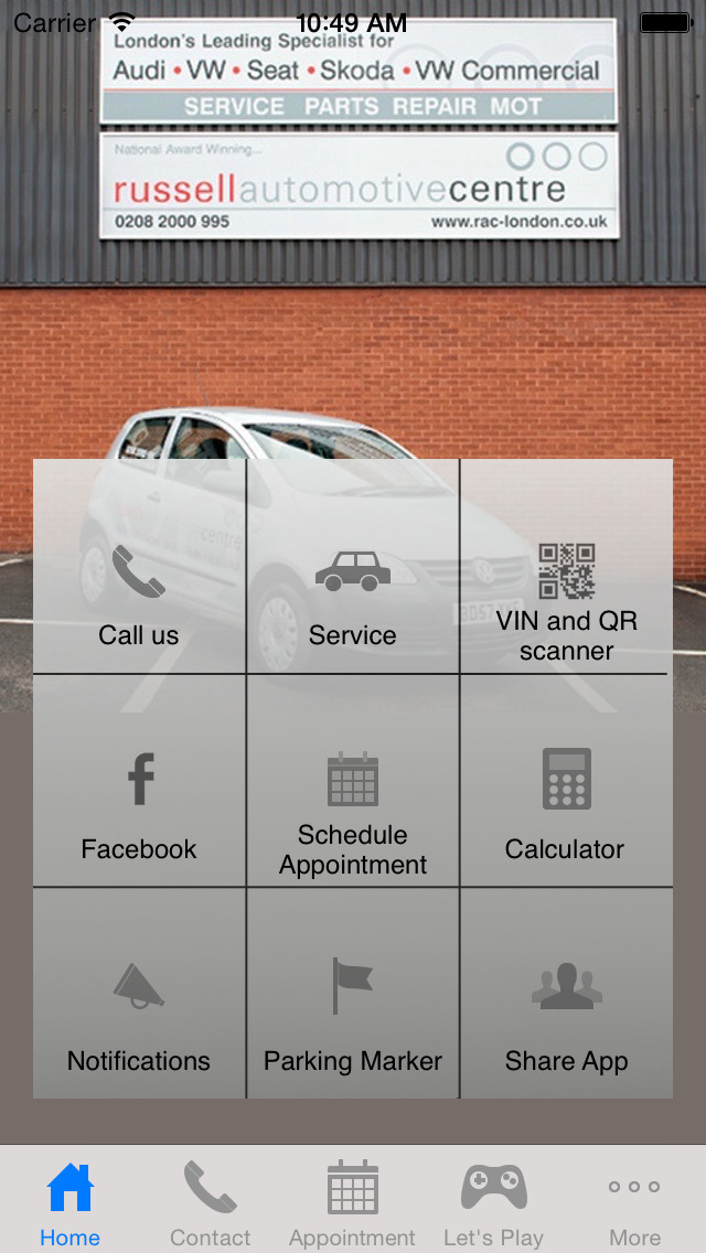 app shopper audi vw seat skoda bentley specialist. Black Bedroom Furniture Sets. Home Design Ideas