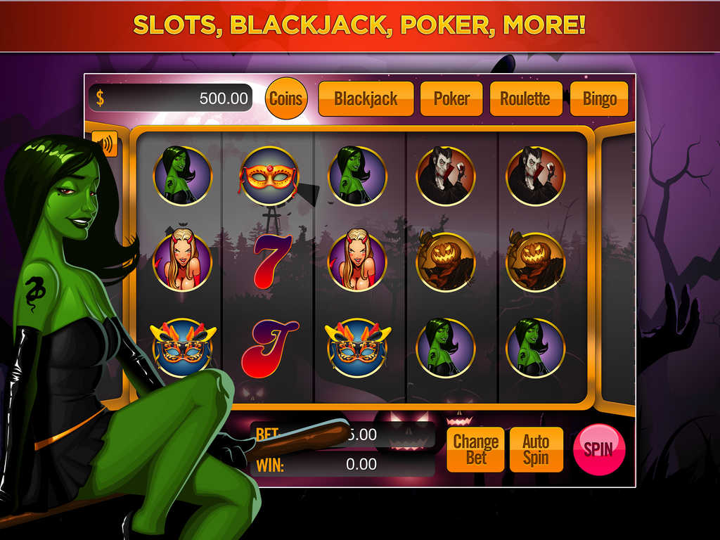 Demon Jack 27 Slot Machine - Free to Play Demo Version