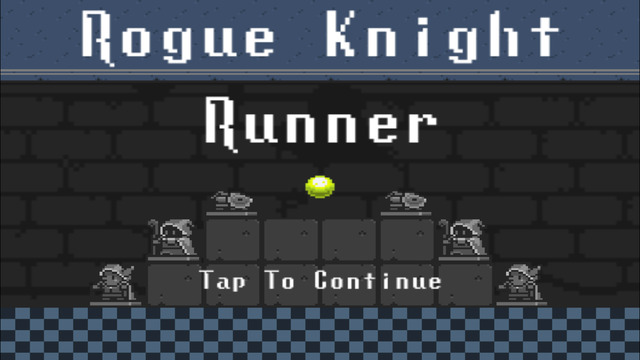 Rogue Knight Runner Screenshots