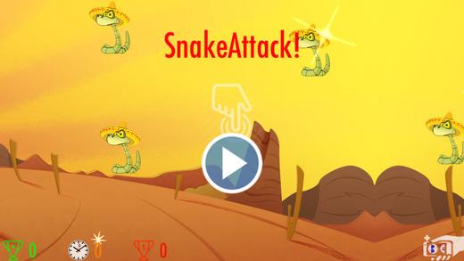 SnakeAttack Native American Hunter