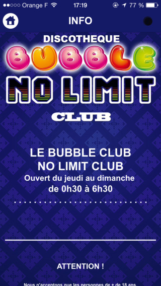 Le Bubble Club