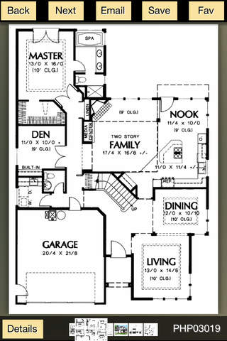 Prairie Style House Plans screenshot 3