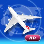 飞行助手 – 机场航班公告板 HD (国际版) [iPad]