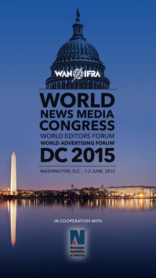 World News Media Congress 2015
