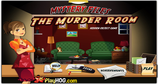 Mystery Files - The Murder Room - Free Hidden Object Games