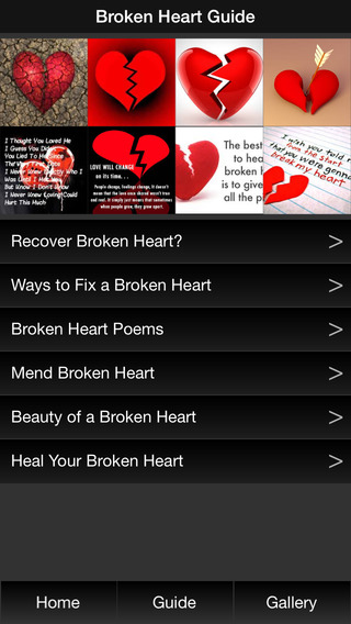 Broken Heart Guide - Accepting Breakup Reality Start A New Life