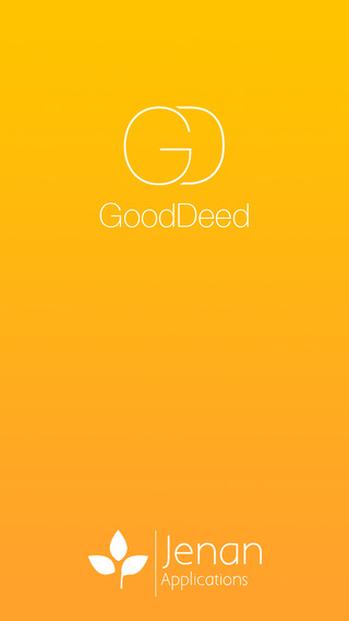 GoodDeeds - A simple good action that you can do everyday.