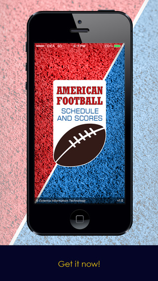 American Football - Schedule and Scores