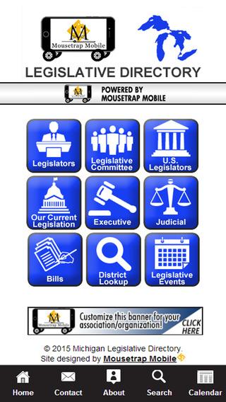 COCSA Legislative App