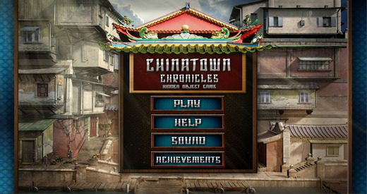 Chinatown Chronicles - Free Hidden Object Game