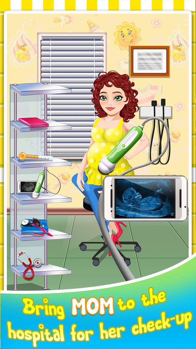 App shopper my new baby salon doctor mommy 39 s little for A star is born kids salon