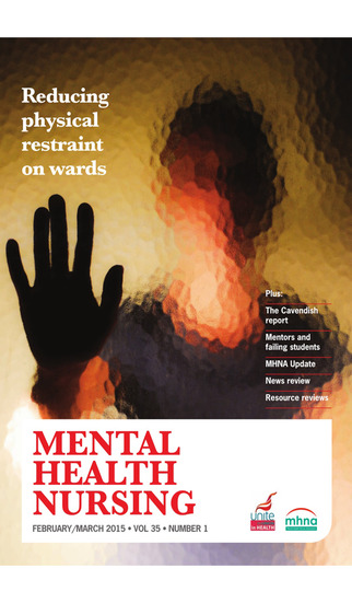 Mental Health Nursing Journal