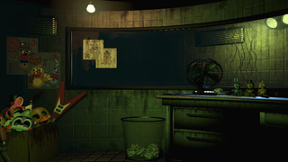 Image of Five Nights at Freddy's 3 for iPhone