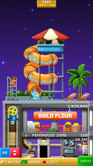 小小摩天塔 维加斯:Tiny Tower Vegas